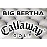 24 Callaway Big Bertha Red Recycled Lake Balls - Mint