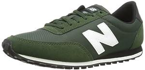 New Balance U410 D 199401-60 Herren Sneaker, Mehrfarbig (OLI GREEN 81), EU 42 (US 8.5)