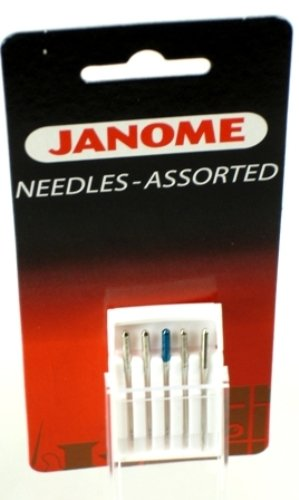 Janome Needles-Assorted