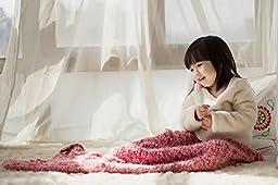 Hughapy® Red Mermaid Tail Blanket,Teen Thick Mermaid Tail Blanket Snuggle Mermaid,35\
