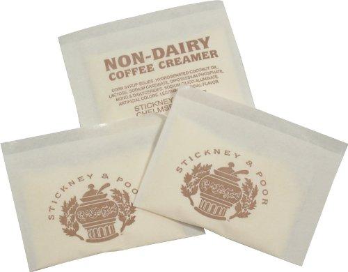 Non-Dairy Creamer 3 Gram Portion Packet 1000/Case