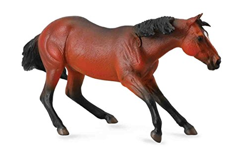CollectA Quarter Horse Stallion, Bay
