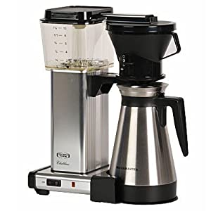 Technivorm-Moccamaster KBT 10-Cup Coffee Brewer with Thermal Carafe by Technivorm Moccamaster