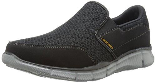 sketchers-mens-equalizer-persistent-low-top-sneakers-black-black-grey-9-uk