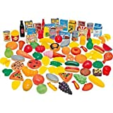 Pretend picnics,104 Piece Play Food Set.
