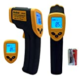 Nubee® Temperature Gun Non-contact Infrared Thermometer w/ Laser Sight