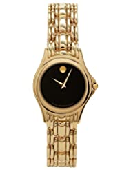 Inexpensive!! Movado Women's 605331 Aprezi 14K Solid Gold Watch Deals
