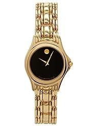 Movado Women's 605331 Aprezi 14K Solid Gold Watch