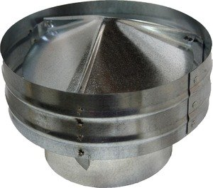 Commercial Gravity Roof Vent Globe 24 Inch Ggv24