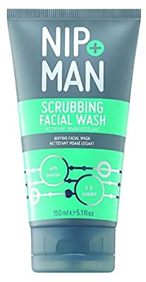 Best Cheap Deal for NIP+MAN - Scrubbing Facial Wash with Papaya - 5.1 oz. by NIP+FAB - Free 2 Day Shipping Available