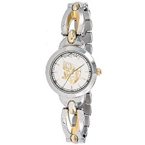 NBA Ladies BE-NJ Elegance Series New Jersey Nets Watch by Game Time