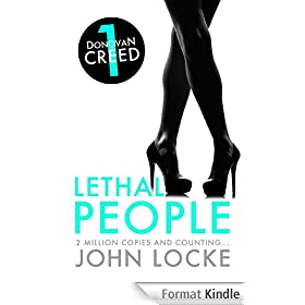 Lethal People (A Donovan Creed Novel Book 1) (English Edition)