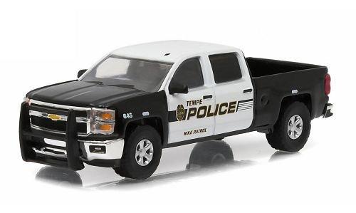 chevrolet-silverado-tempe-polizia-2015-modello-di-automobile-modello-prefabbricato-greenlight-164-mo