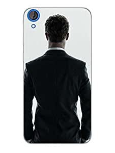Mr. Grey - Gift Shades Of Grey - Hard Back Case Cover for HTC One 820 - Superior Matte Finish - HD Printed Cases and Covers