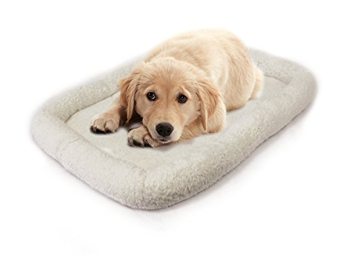 Milliard Premium Plush Pet Bed, Great for Use with Pet Crate