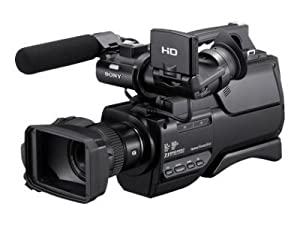 Sony HXRMC2000U Shoulder Mount AVCHD Camcorder, 2.7