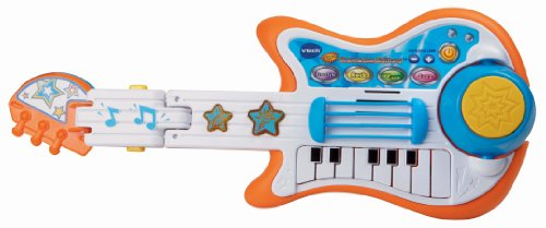 VTech Strum and Jam Kidi Musical Guitar Band - 1