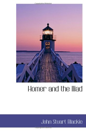 Homer And The Iliad front-731390