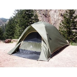 Wind Ridge Instant Tent 4-person