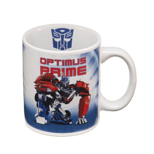 Vandor 41161 Transformers Prine 12 Oz Ceramic Mug, Multicolor