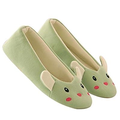 Shoes, Yoga Shoes, ABC® Women Ladies Home Floor Soft Slippers Female Warm Cartoon Yoga Dancing Shoes