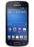 Samsung Galaxy Trend Lite Smartphone, Nero [Italia]