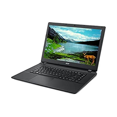 Acer Aspire ES ES1-131-C8RL 11.6-inch Laptop (Celeron N3050/2GB/500GB/Windows 10 Home/Intel HD Graphics), Black