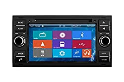See Crusade Car DVD Player for Ford Foucs 2005-2007 Support 3g,1080p,iphone 6s/5s,external Mic,usb/sd/gps/fm/am Radio 7 Inch Hd Touch Screen Stereo Navigation System+ Reverse Car Rear Camara + Free Map Details