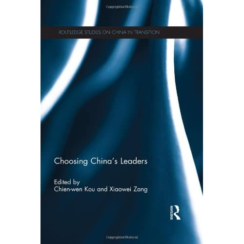 Choosing China's Leaders