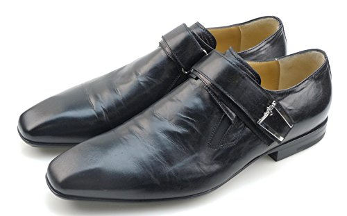 cesare-paciotti-43504-dan-lux-mens-black-leather-monkstrap-shoes-75-uk-85-us