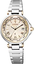 [シチズン]CITIZEN 腕時計 xC クロスシー エコ・ドライブ電波時計 【数量限定2,000本】 HAPPY FLIGHTシリーズ ペア EC1010-57P レディース