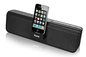 iHome iP46 Portable 30-Pin iPod/iPhone Speaker Dock