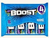Cadbury Boost 4 Pack 302g