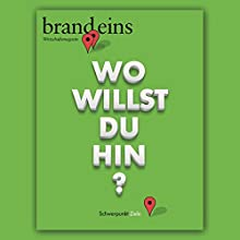 brand eins audio: Ziele Audiomagazin von  brand eins Gesprochen von: Jennifer Harder-Böttcher, Michael Bideller, Nina Schürmann, Andreas Steffens