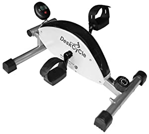 DeskCycle Desk Exercise Bike Pedal Exerciser by MagneTrainer