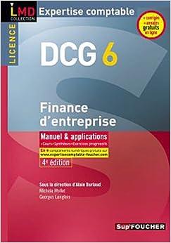 dcg finance d entreprise pdf