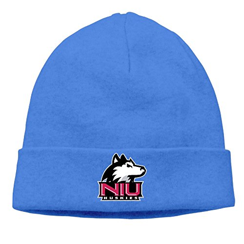 deto-menswomens-northern-illinois-university-patch-beanie-b-boyroyalblue-hat