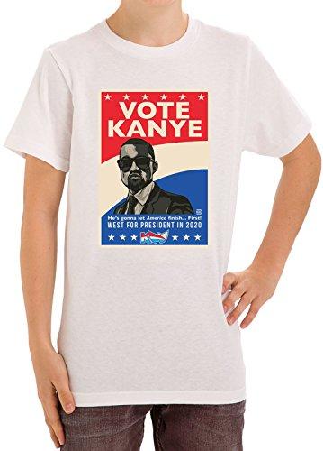 kanye-west-2020-for-president-poster-kids-unisex-t-shirt-ages-5-13-large