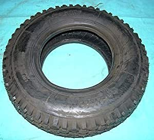 t410x6-Carlisle 4.10 - 6 Tubeless Stud Tread Tire, Carlisle Brand, 2 Ply Carlisle Tire from Carlisle