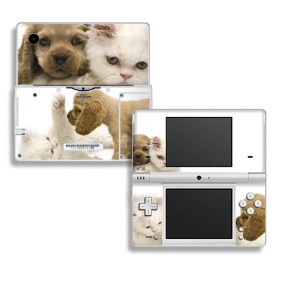 Young Love Design Decorative Protector Skin Decal Sticker for Nintendo Dsi