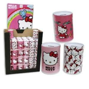 Hello Kitty Saving Bank (3 Piece/Pack) - 71732