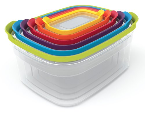 Joseph Joseph Nest Storage Contenitore, Plastica, Trasparente