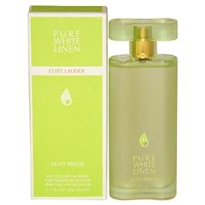 Estee Lauder Pure White Linen Light Breeze Eau De Parfum For Women 50ml Amazon Co Uk