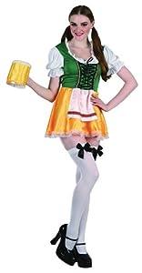Beer Lady - Adult Fancy Dress Costume