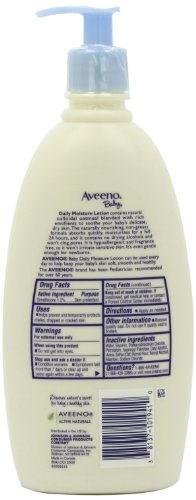 Aveeno Baby 婴儿燕麦保湿润肤乳液 532ml图片