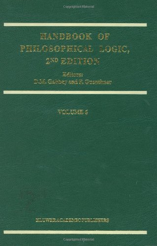 Handbook of Philosophical Logic: Volume 6
