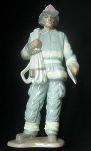 "Valencia ""Fireman"" Figurine"