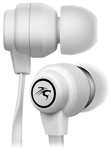 Gaming headset over ear earphones - pc microphone earbud gaming
