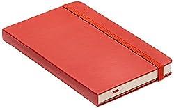 MoleskinePocketHard Cover Plain (Red)