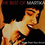 (CD Album Martika, 16 Tracks) I Feel The Earth Move / Toy Soldiers / Water / Martika's Kitchen / Cross My Heart etc..